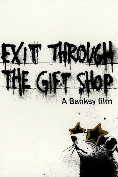 Exit Through the Gift Shop Poster